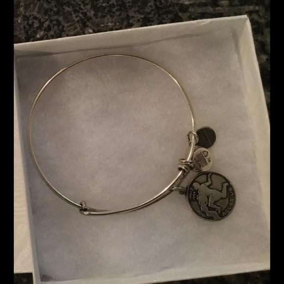 Alex and Ani Jewelry - Alex and Ani Aquarius Bracelet